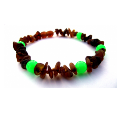 Amber Collar Green Sweetie