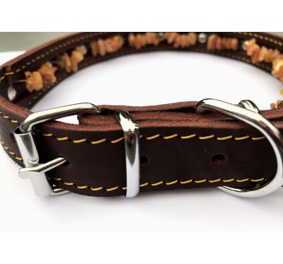 Baltic Amber Collar