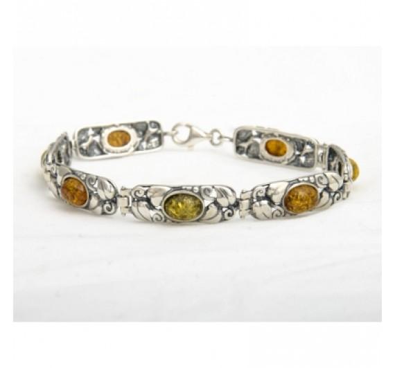 Baltic Amber Bracelets B4003
