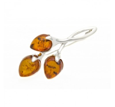 Baltic Amber Brooches BR5002