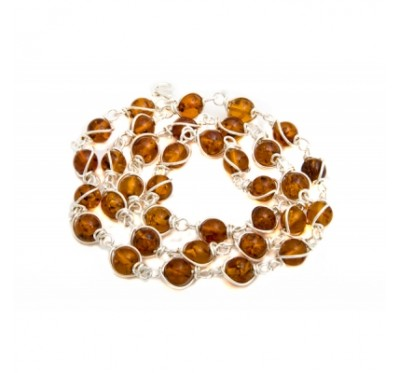 Baltic Amber Necklace N1007