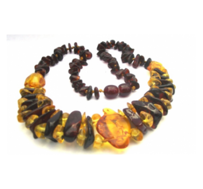 Baltic Amber Necklace ANP2