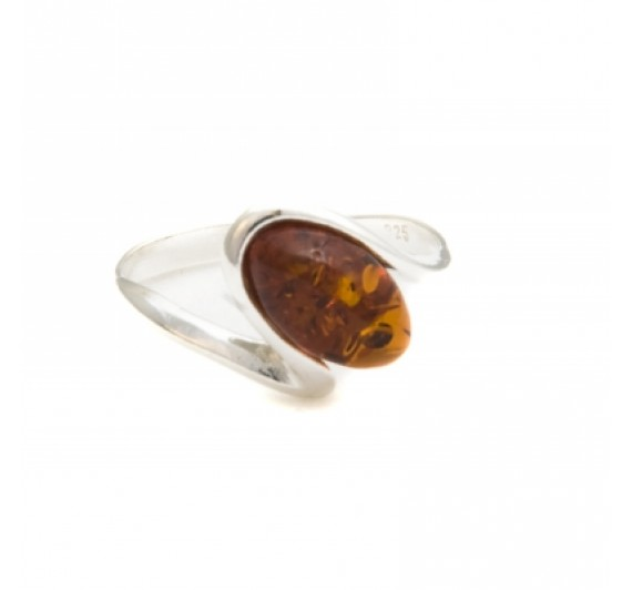 Baltic Amber Ring R3004