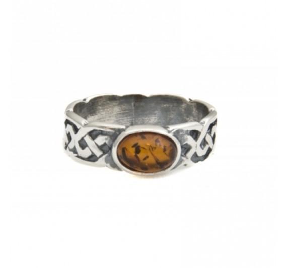 Baltic Amber Ring R3001