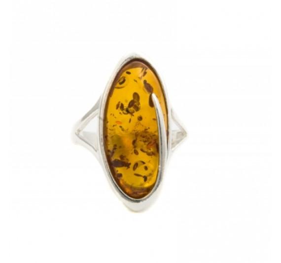 Baltic Amber Ring R3003