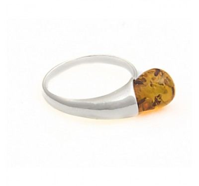 Baltic Amber Ring R3005