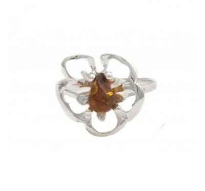 Baltic Amber Ring R3007