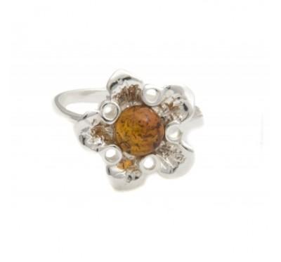 Baltic Amber Ring R3008