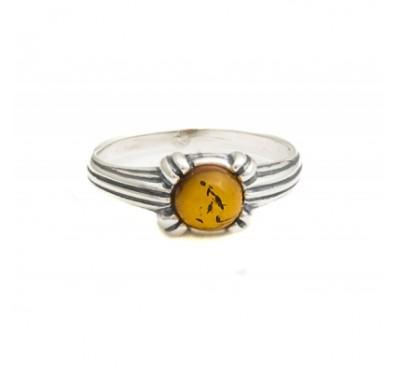 Baltic Amber Ring R3002