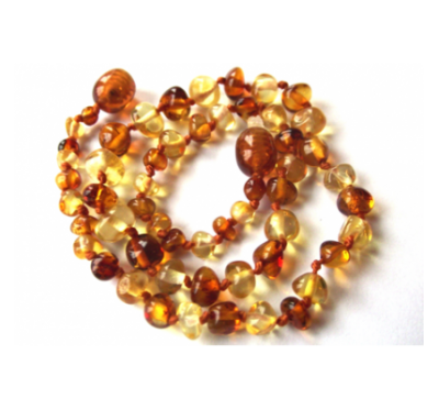 Amber Necklace BTN MIX 2
